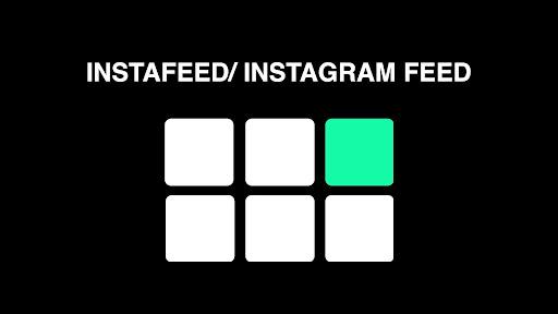 Instafeed shopify App