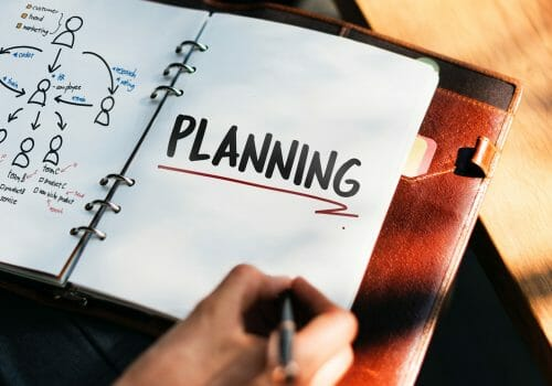 online webinars planning